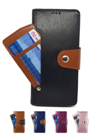 Galaxy Note 8 Luxe Wallet Case Portemonnee Hoesje