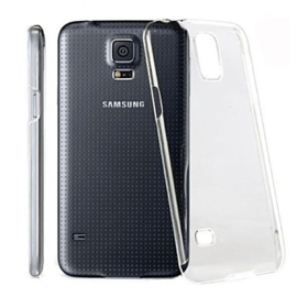 Galaxy S5 Hard Case Transparant Hoesje