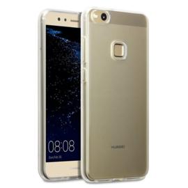Huawei P10 Lite Soft TPU Hoesje Transparant
