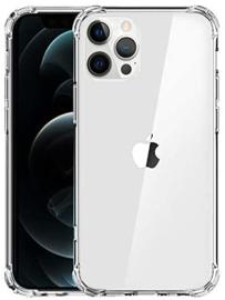 iPhone 12 Pro Max Transparant Soft TPU Air Cushion Hoesje