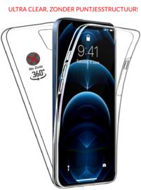 iPhone 13 Pro Max 360° Ultra Clear Hybrid PC + TPU Hoesje