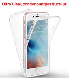 iPhone 7 / 8 360° Ultra Clear Hybrid PC + TPU Hoesje