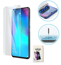Huawei P30 Pro UV Liquid Glue 3D Tempered Glass Protector