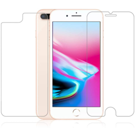 iPhone 7 / 8 / SE 2020 Front + Back Tempered Glass Protector