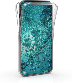 iPhone 12 Pro Max 360° Full Cover Transparant TPU Hoesje