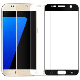Galaxy S7 Full Cover Tempered Glass Screen Protector