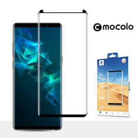 Note 9 Mocolo Premium 3D Case Friendly Tempered Glass Protector