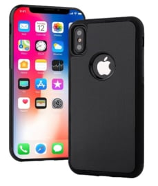 iPhone Xs Max Anti Gravity Case Sticky Kleefhoesje