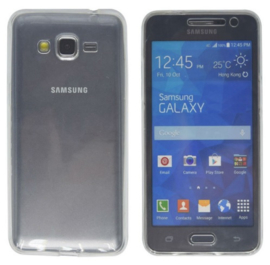 Galaxy J5 (2016) 360° Full Cover Transparant TPU Hoesje