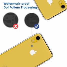 iPhone Xr Soft TPU Hoesje Transparant