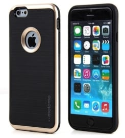 Iphone 5 / 5S / SE Motomo 3 in 1 Hybrid Case Hoesje