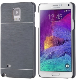 Galaxy Note 4 Motomo Metal Case
