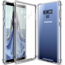 Galaxy Note 9 Transparant Soft TPU Air Cushion Hoesje