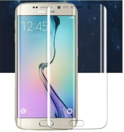 Galaxy S6 Edge 3D Curved Full Body Folie Screen Protector