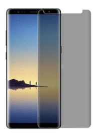 Galaxy Note 8 Privacy Case Friendly Tempered Glass Screen Protector
