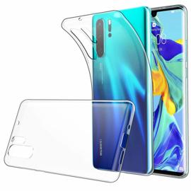 Huawei P30 Pro Premium Transparant Soft TPU Hoesje