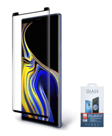 Galaxy Note 9 Case Friendly 3D Curved Tempered Glass Screen Protector