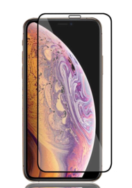 iPhone Xs Max Full Cover Full Glue Tempered Glass Protector