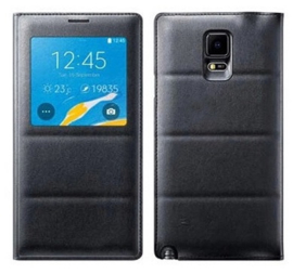 Galaxy Note 4 Window View Flip Cover incl. Smart App