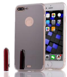 Iphone 7 Plus / 8 Plus TPU Bling Spiegel Hoesje