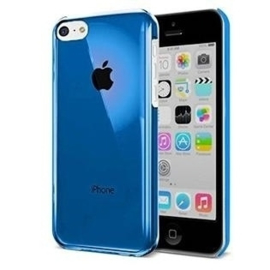 Iphone 5C Hard Case Hoesje Transparant