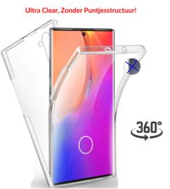 Galaxy Note 10 Plus 360° Ultra Clear Hybrid PC + TPU Hoesje