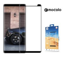 Note 8 Mocolo Premium 3D Case Friendly Tempered Glass Protector