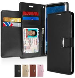 Galaxy Note 9 Rich Diary Portemonnee Hoesje