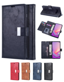 Galaxy Note 10 Rich Diary Premium Portemonnee Hoesje