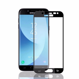 Galaxy J5 (2017) Full Cover Tempered Glass Screen Protector