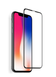 iPhone X / Xs Full Cover 2.5D Tempered Glass Screen Protector