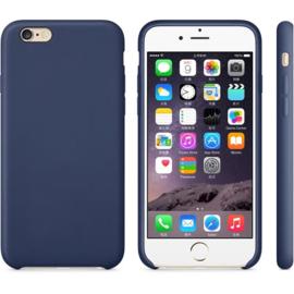 iPhone 7 / 8 Leren Back Cover Hoesje 5 Kleuren