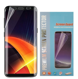Galaxy S8 Premium 3D Curved Full Cover Folie Screen Protector