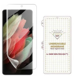 Galaxy S21 Plus Premium 3D Curved Full Cover Folie Screen Protector