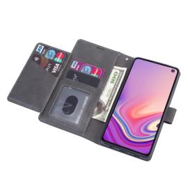 Galaxy S20 Rich Diary Premium Portemonnee Hoesje