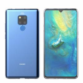 Huawei Mate 20 Premium Transparant Soft TPU Hoesje