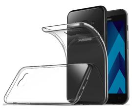 Galaxy A3 (2017) Soft TPU Hoesje Transparant
