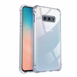 Galaxy S10E Transparant Soft TPU Air Cushion Hoesje