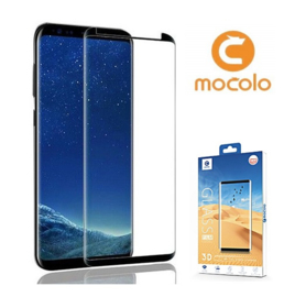 Galaxy S9 Mocolo Premium 3D Case Friendly Tempered Glass Protector