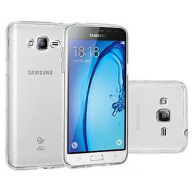 Galaxy J3 (2016) Soft TPU Hoesje Transparant