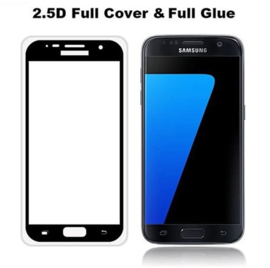 Galaxy S7 Full Cover Full Glue Tempered Glass Protector