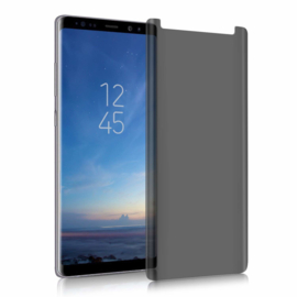 Galaxy Note 9 Privacy Case Friendly Tempered Glass Screen Protector