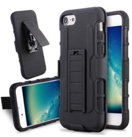 Iphone 7 / 8 Heavy Duty Tough Armor Hoesje 3 in 1