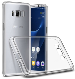 Galaxy S8 Ultra Hybrid Bumper Case TPU + PC
