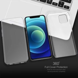 iPhone 12 Mini 360° Ultra Clear Hybrid PC + TPU Hoesje