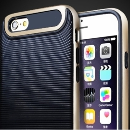 Iphone 6 Plus / 6S+ Hybrid Crucial Armor Hoesje