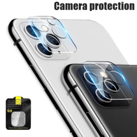 iPhone 11 Pro Max Camera Lens Tempered Glass Protector