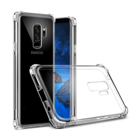 Galaxy S9 Plus Transparant Soft TPU Air Cushion Hoesje