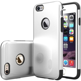 Iphone 6 Plus / 6S+ Dual Layer Hybrid Armor Hoesje