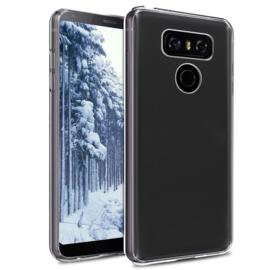 LG G6 Soft TPU Hoesje Transparant